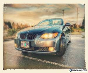 2008 BMW 3-Series convertible for Sale