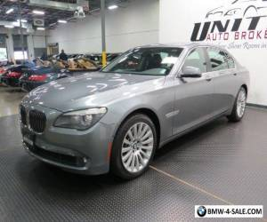 2011 BMW 7-Series 750Li for Sale