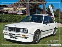1985 BMW E30 323i sedan with E46 motor & electronics