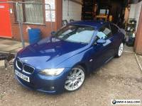 BMW 3 SERIES 320D M SPORT COUPE FULL SERVICE HISTORY