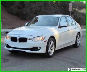 2013 BMW 3-Series PREMIUM COMFORT WINTER PKG NAV PARK SENS HARMAN NR for Sale