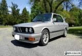 1985 BMW 5-Series for Sale