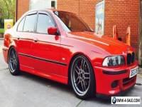 ***2003 BMW E39 520i SPORT AUTO - SHOW CAR ***