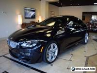 2013 BMW 6-Series Base Coupe 2-Door