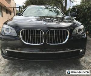 2011 BMW 7-Series Base Sedan 4-Door for Sale