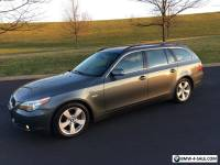 2006 BMW 5-Series 530XIT*AWD WAGON*PANO ROOF*BLUE TOOTH*$8995