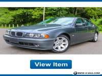 2002 BMW 5-Series SPORT