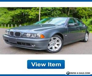 2002 BMW 5-Series SPORT for Sale