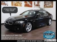 2014 BMW 5-Series i