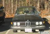 1981 BMW 5-Series for Sale