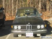 1981 BMW 5-Series