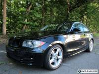 2009 BMW 1-Series Base Coupe 2-Door