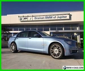 2014 BMW 7-Series 750Li for Sale
