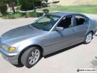 2005 BMW 3-Series 4 dr sedan