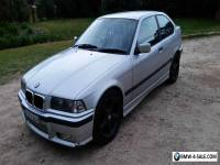 BMW 318ti hatchback 1998