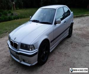 BMW 318ti hatchback 1998 for Sale