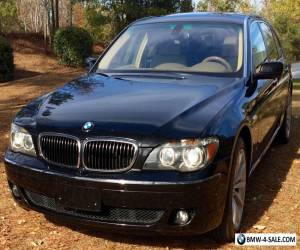 2007 BMW 7-Series Li for Sale