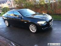 BMW 520d 5 Series F10 Great Condition Low miles Plus Winter Wheel Set