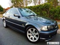 2002 BMW 320Ci AUTOMATIC E46 COUPE. 2.2L, 6 Cyl, Sunroof, Leather.