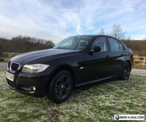 BMW 2.0 318i 2009 4dr STUNNING BLACK WELL MAINTAINED 85600 mls BUSINESS EDITION for Sale