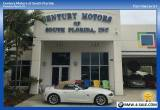 2005 BMW Z4 2.5i Convertible 2-Door for Sale