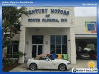 2005 BMW Z4 2.5i Convertible 2-Door