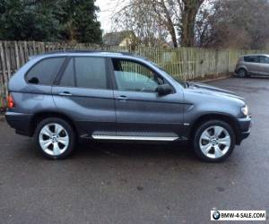 BMW X5 3.0D AUTO/TIPTRONIC, LEATHER, CRUISE, 19s, TAX&MOT, BLUETOOTH, PX SWAP,  for Sale