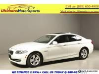 2011 BMW 5-Series Base Sedan 4-Door