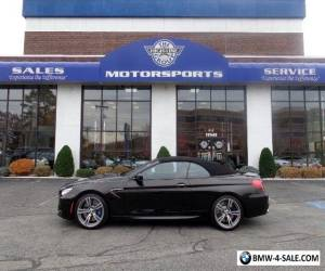 2014 BMW M6 Base Convertible 2-Door for Sale