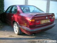 BMW E34 525i Se 24v auto N reg1995 only105k