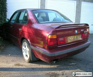 BMW E34 525i Se 24v auto N reg1995 only105k for Sale
