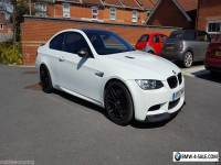 2007 BMW M3 ALPINE WHITE CARBON pack, Novillo leather, EDC..etc etc