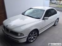 BMW 528I SPORTS SEDAN, QLD REGO, SAFETY CERT, REBUILD, LOW KM'S, CLEAN,