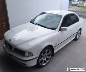 BMW 528I SPORTS SEDAN, QLD REGO, SAFETY CERT, REBUILD, LOW KM'S, CLEAN,  for Sale