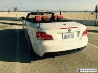 2012 BMW 1-Series Base Convertible 2-Door