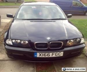 Bmw e46 316i se auto for Sale