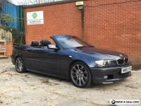 BMW 330ci Convertible Msport