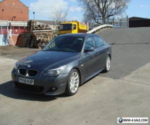 BMW 520D Msport for Sale