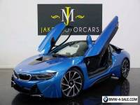 2015 BMW i8 TERA WORLD ($141K MSRP)