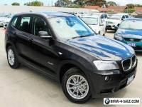 FROM ONLY $107 P/WEEK ON FINANCE* 2012 BMW X3 xDRIVE 20i WAGON