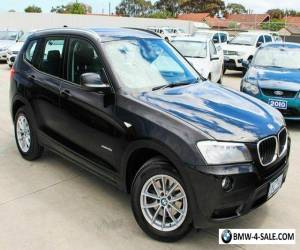 FROM ONLY $107 P/WEEK ON FINANCE* 2012 BMW X3 xDRIVE 20i WAGON for Sale