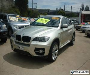 2009 BMW X6 XDRIVE 35I SPORTS AUTO WAGON for Sale