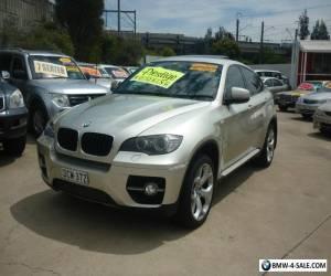 2009 BMW X6 XDRIVE 35I SPORTS AUTO WAGON for Sale
