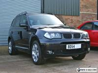 2004/54 BMW X3 3.0i SPORT AUTO 4X4 SUV PETROL - FULL COLOUR CODED BODY KIT