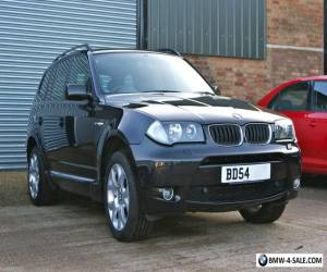 2004/54 BMW X3 3.0i SPORT AUTO 4X4 SUV PETROL - FULL COLOUR CODED BODY KIT  for Sale