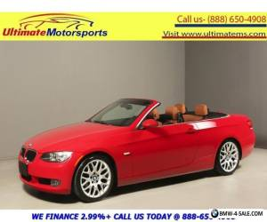2009 BMW 3-Series Base Convertible 2-Door for Sale