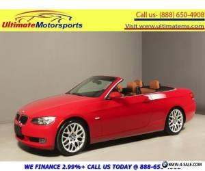 2009 BMW 3-Series Base Convertible 2-Door for Sale