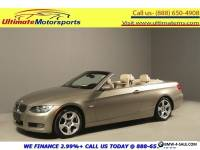 2008 BMW 3-Series Base Convertible 2-Door