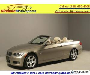 2008 BMW 3-Series Base Convertible 2-Door for Sale
