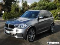 2015 BMW X5 xDrive35i Sport Utility 4-Door M SPORT